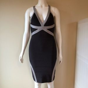 Bebe Bodycom dress